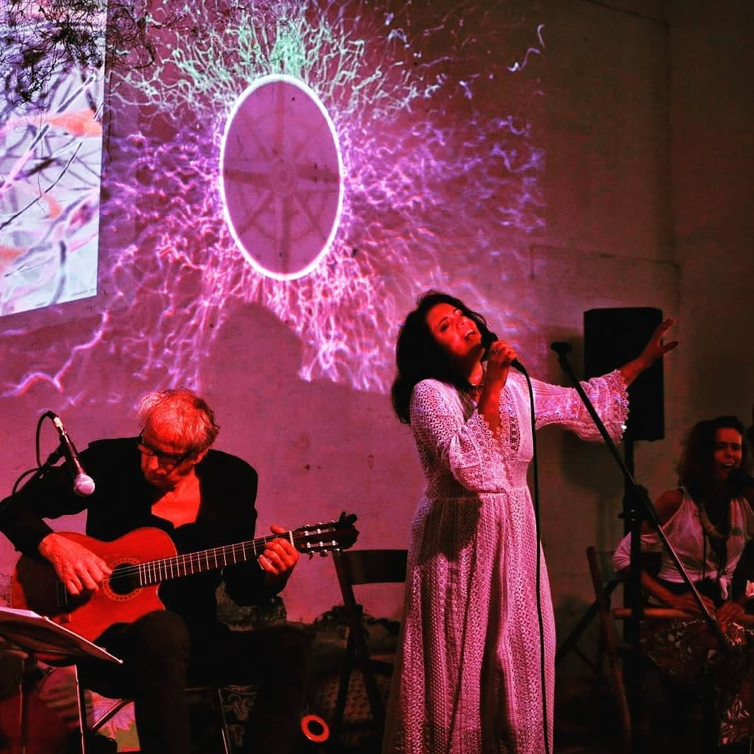 Galitta perform in Return of The Queen