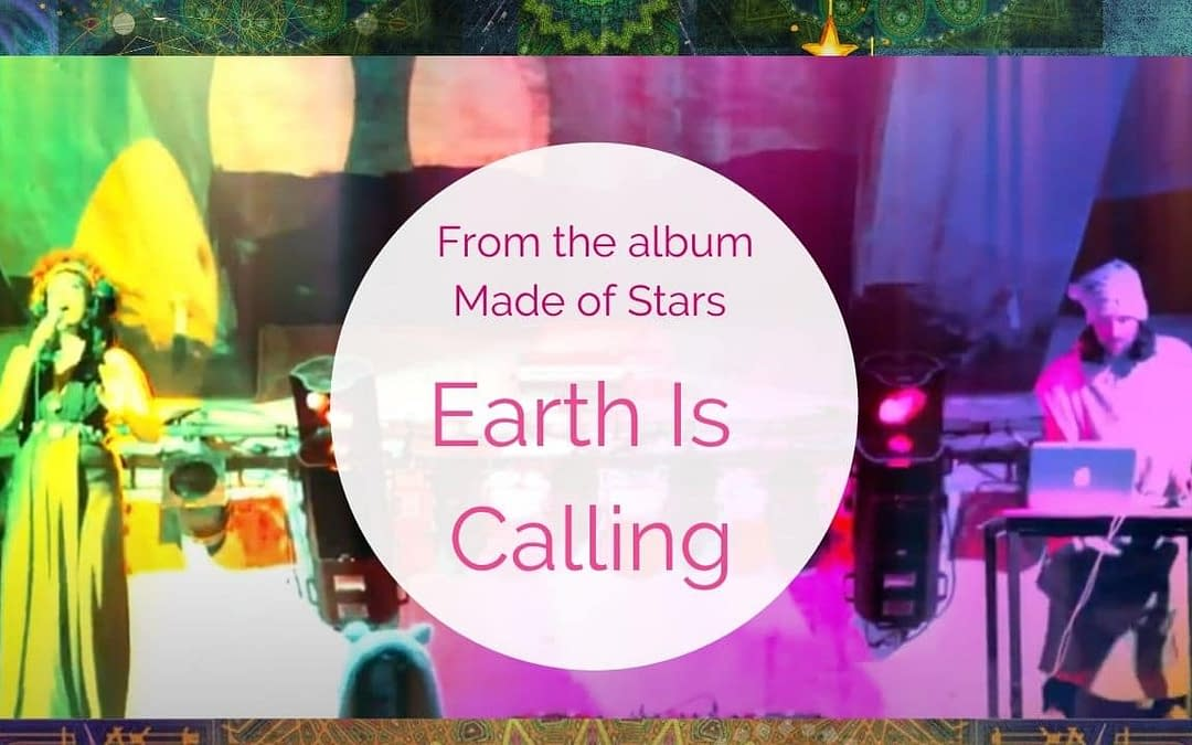 Earth is Calling you- my first music video :-)