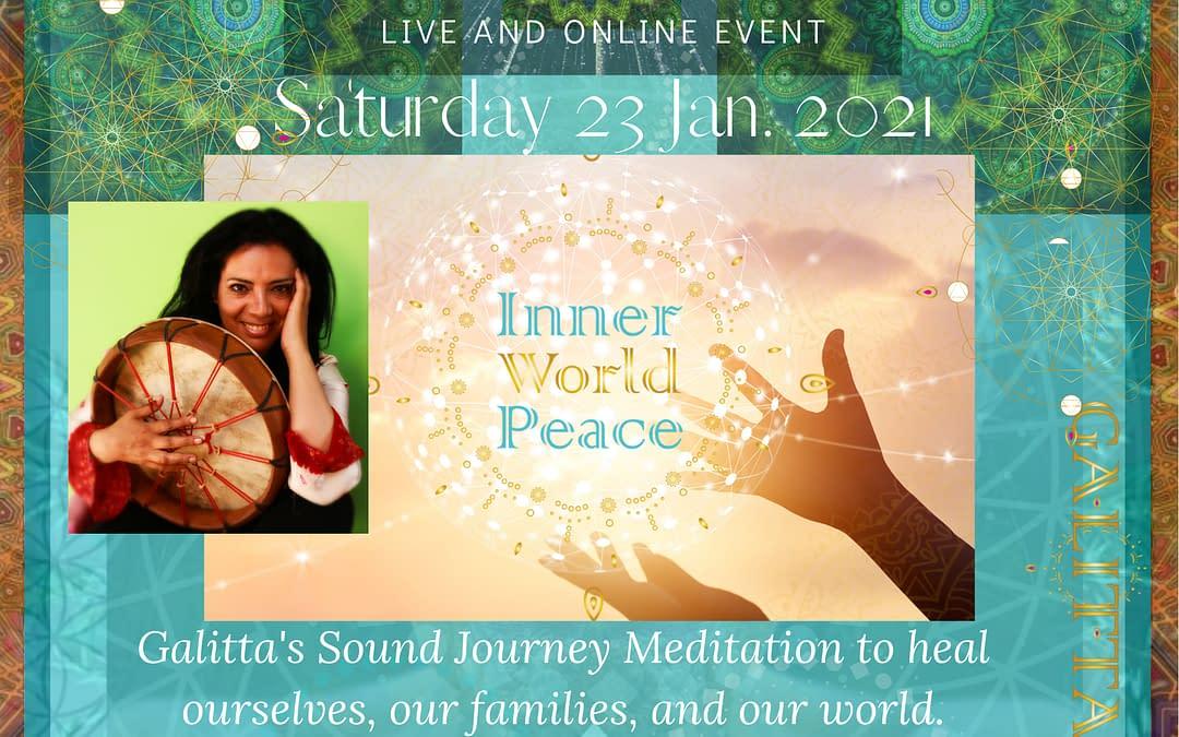 inner world peace: Sound Meditation