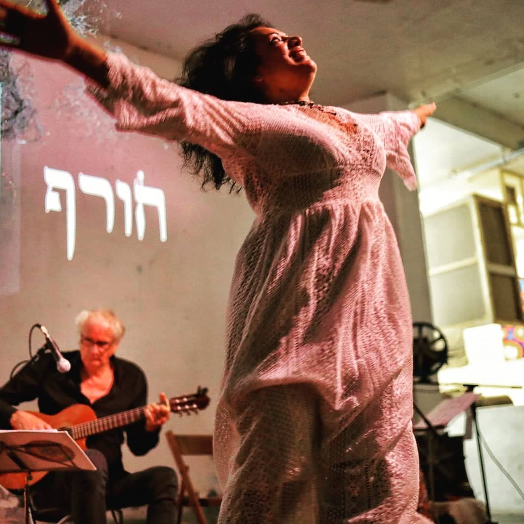 Galitta The Return of the Queen Healing Concert