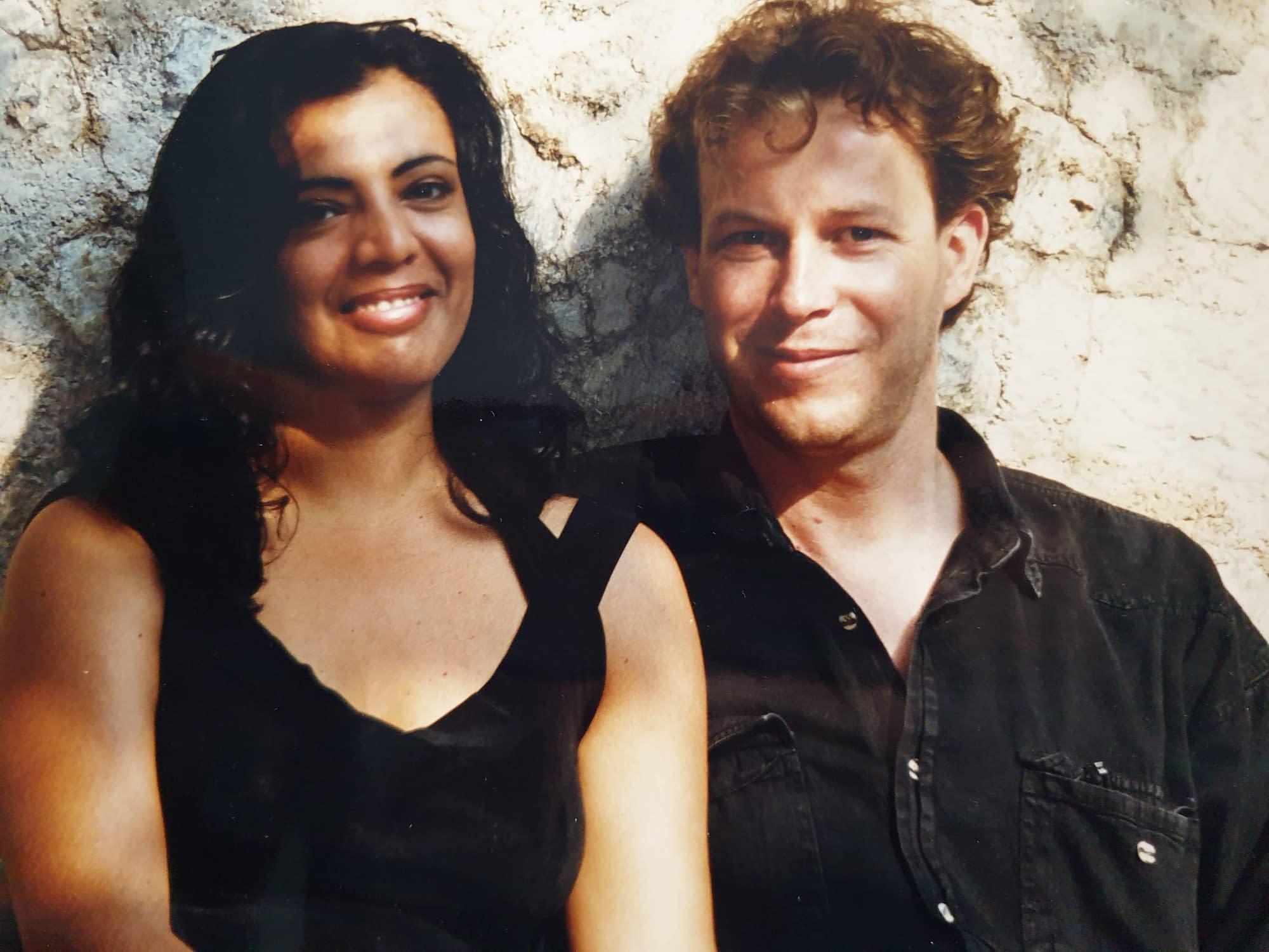Peter and Galitta