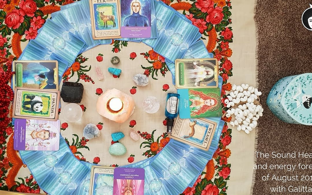 The Sound Healing and energy forecast with the Divine Mother